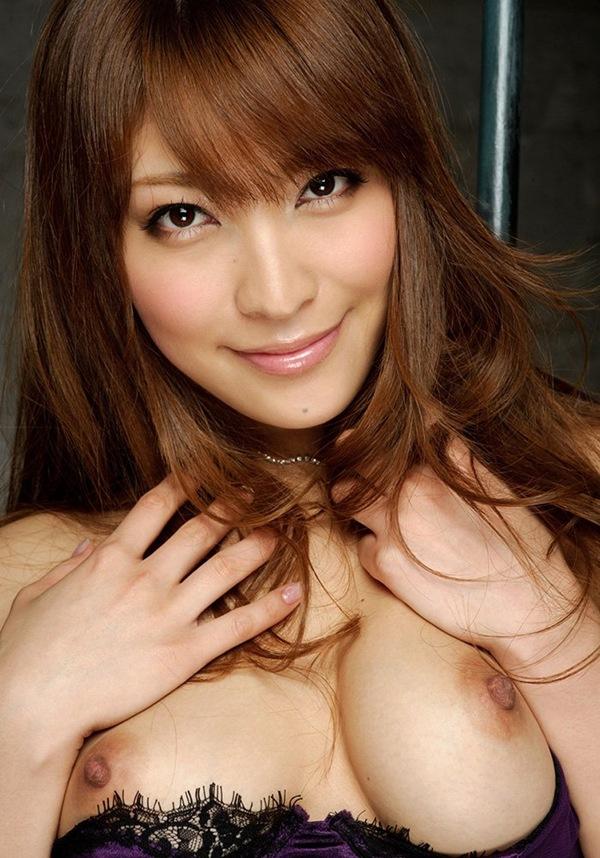 【桜ここみ】全裸ヌードから美乳おっぱいの