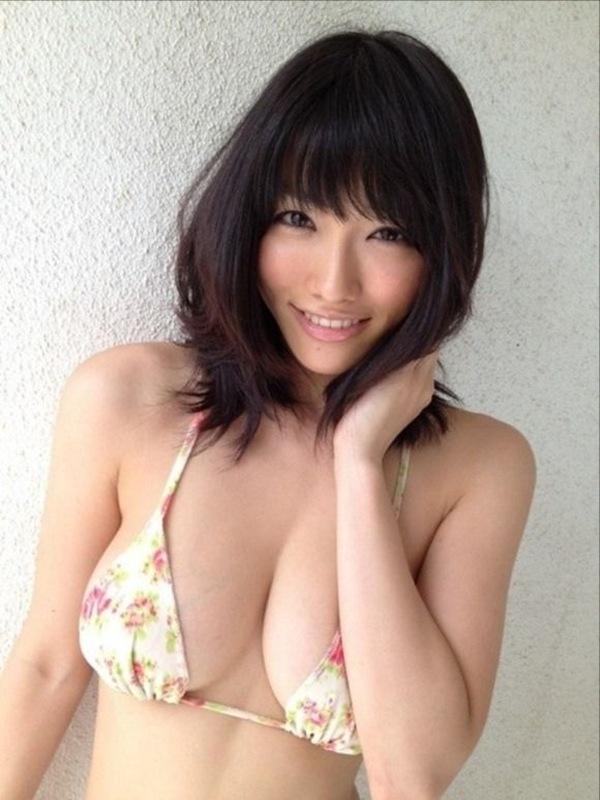 【今野杏南】Fカップ巨乳おっぱいのノーブラエロ