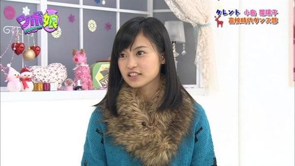 【小島瑠璃子】細身だけど巨乳おっぱい画像