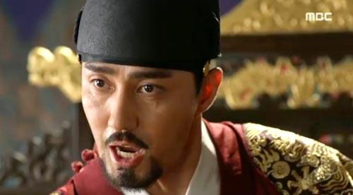 チャスンウォン 華政 光海君