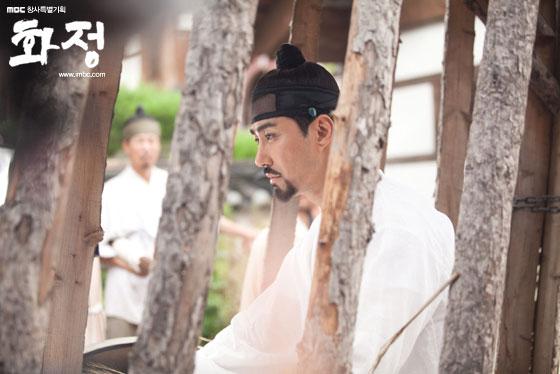 チャスンウォン 華政 光海君 차승원
