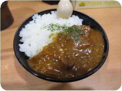 ミニカレー丼ちゃん