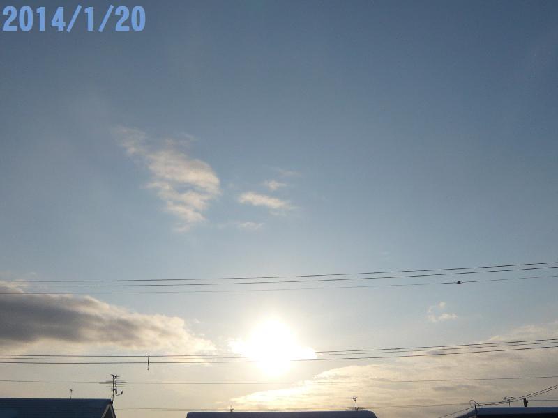 2014-1-20太陽