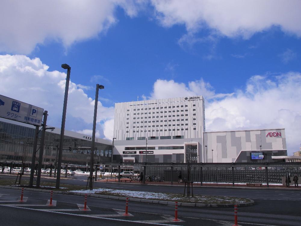 駅前 イオン 旭川