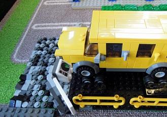 LEGO自動車工場14