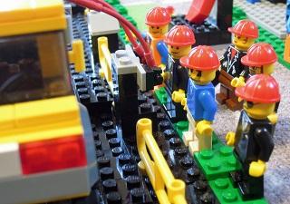LEGO自動車工場16
