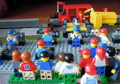 LEGO自動車工場19