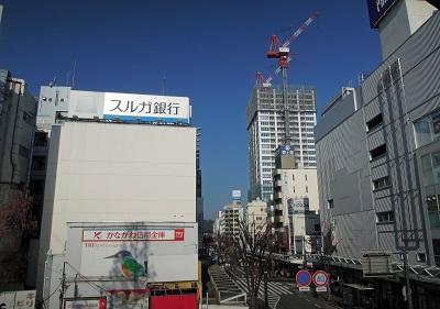 2014年末の横須賀1
