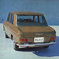 ブルーバード410初期型(リア)