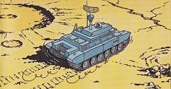 タンタンの月探査車