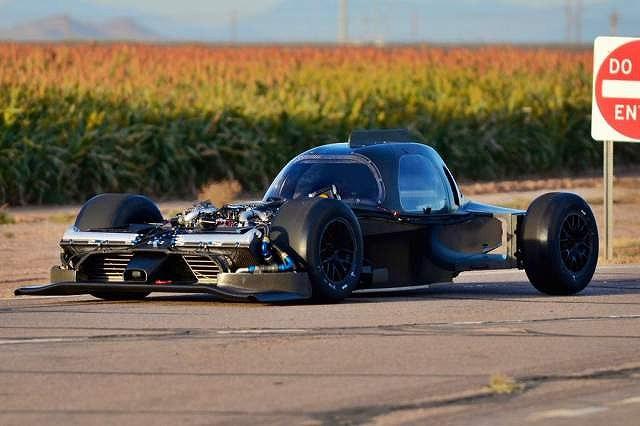 日産 GT-R LM Nismo