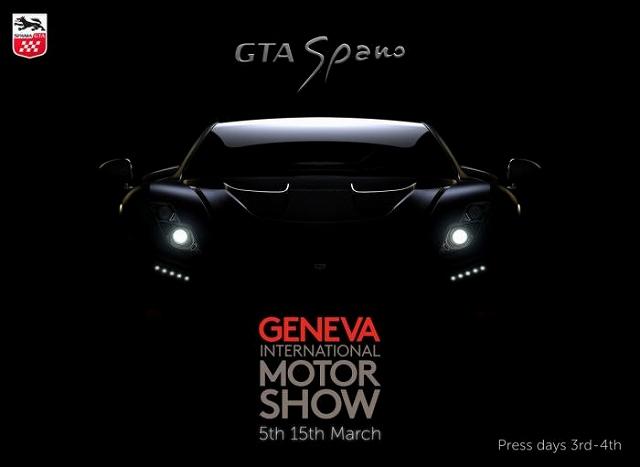 GTAスパーノ
