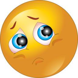 clipart-sad-yellow-smiley-3d-256x256-fcb4.png