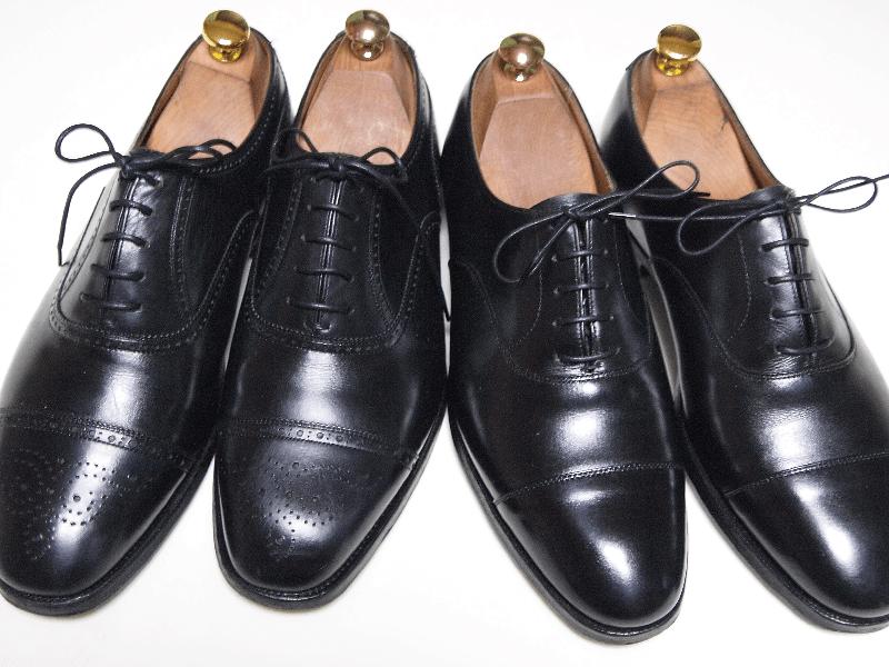 ひび割れさせない革靴の丸洗い