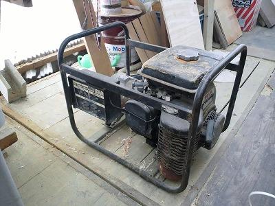 発電機ゲット (1)