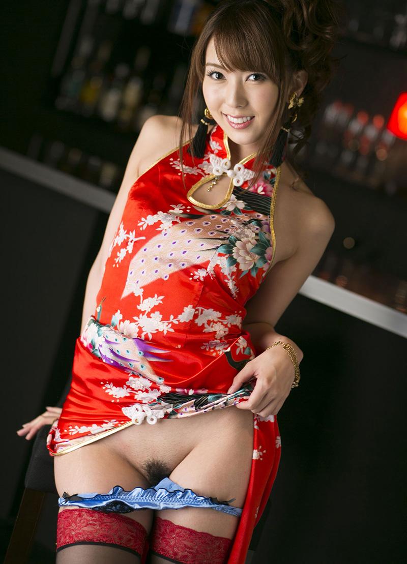 【No.21947】 チャイナドレス / 波多野結衣