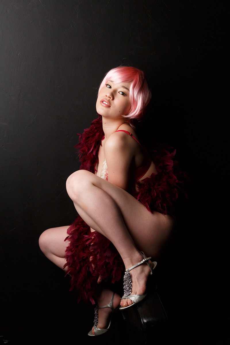 【No.21981】 Pink / 本田莉子