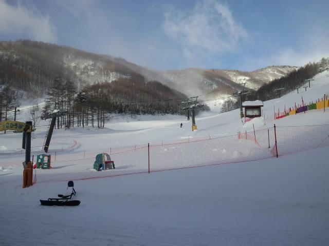 スキー オグナ ほ 場 たか