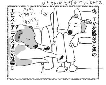 羊の国のラブラドール絵日記シニア!!「浮気現場!?」1