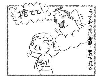 羊の国のラブラドール絵日記シニア!!春になったら」3