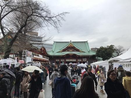 神田明神 御茶ノ水 2018 鍼3 東京鍼灸