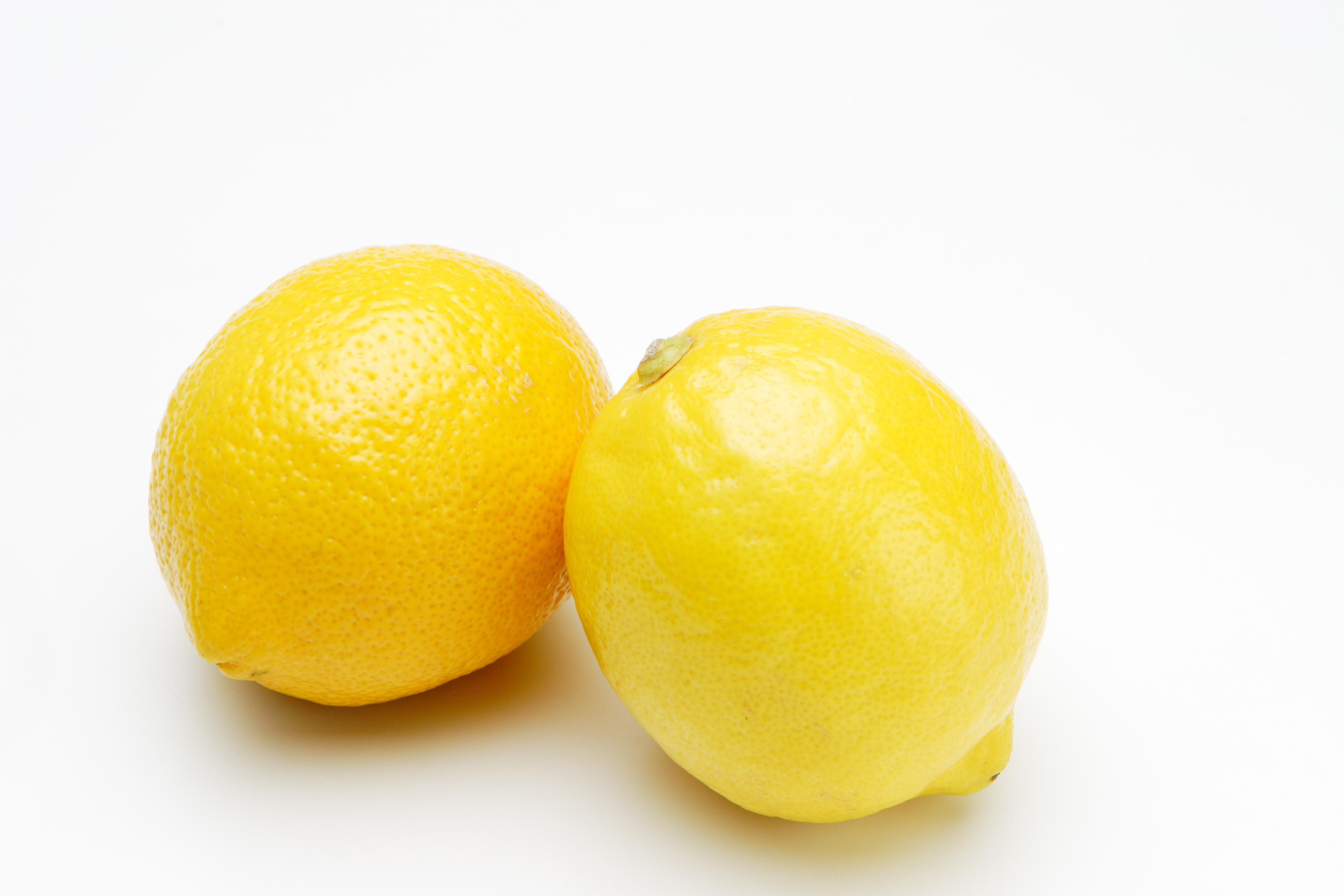 ビタミンCが多いレモン