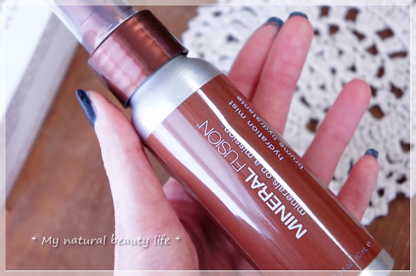Mineral Fusion, Hydration Mist