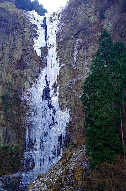 IceFall 古閑の滝