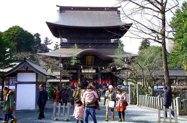 日本3大楼門 阿蘇神社(三社参り)