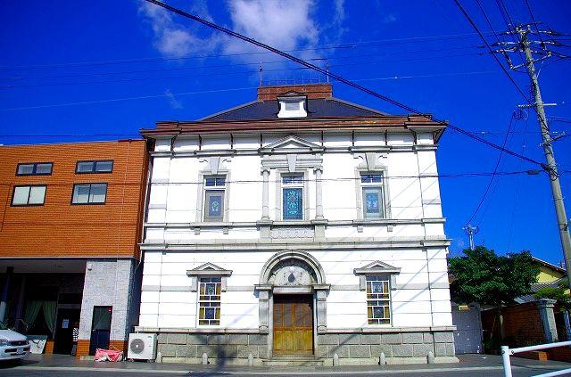旧三潴銀行本店