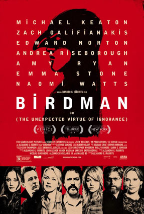 "ON AIR#3134 ""BIRDMAN OR (THE UNEXPECTED VIRTUE OF IGNORANCE) (2014)"""
