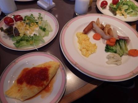 IMGP2064 朝食