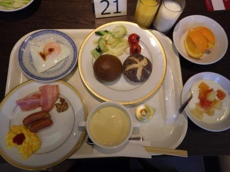IMGP2110 朝食