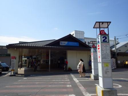 IMGP2230 新松田駅