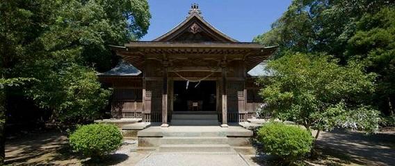 江田神社 2