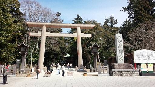 縄文時代と神社