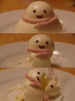 セブンイレブン雪の子ムースケーキ
