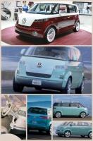 VW キャンパー・バン EV
