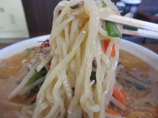 くりや 担々麺 麺