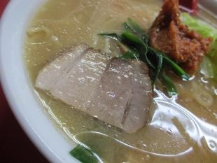 龍上海山形店 赤湯辛味噌ラーメン チャーシュー