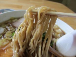 三日月 サトイモ麺小丼セット 麺