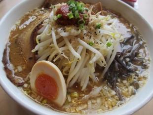 うんと モヤシチャーシュー麺 具