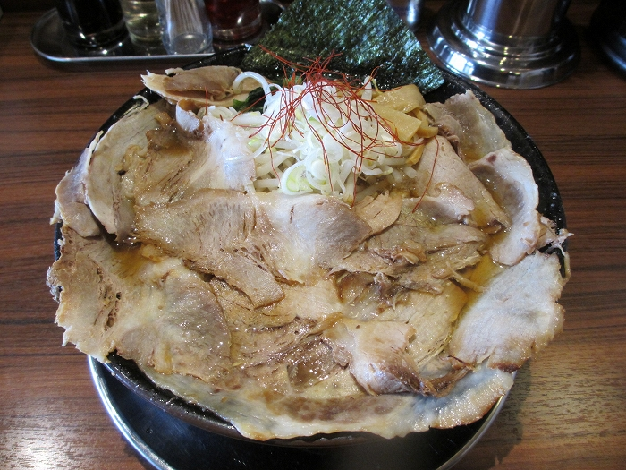 肉バカ チャーシュー麺