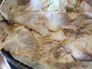 肉バカ チャーシュー麺 チャーシュ-