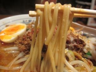 大勝軒新潟 担々麺 麺