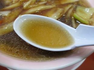 麒麟飯店 広東メン スープ