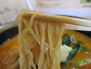 おおみち 担々麺 麺
