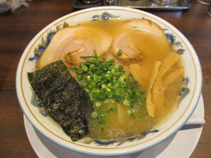 吉相県庁前店 ラーメンアッサリ