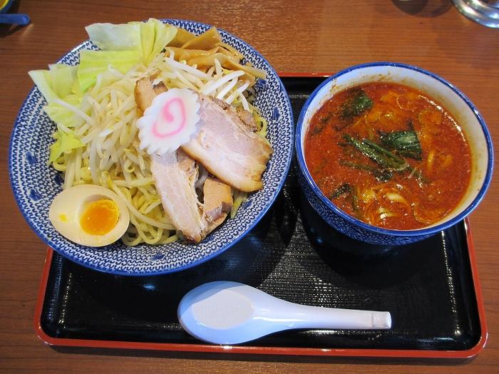 武蔵女池店 旨辛つけ麺
