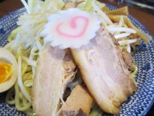 武蔵女池店 旨辛つけ麺 チャーシュー
